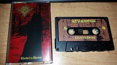 Atra Mors - Cloaked in Shadow Cassette