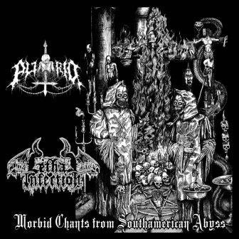Putrid/Lethal Infection - Morbid Chants from Southamerican Abyss split CD