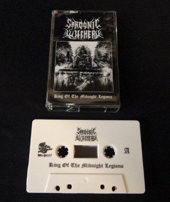 Sardonic Witchery - King of the Midnight Legions Cassette