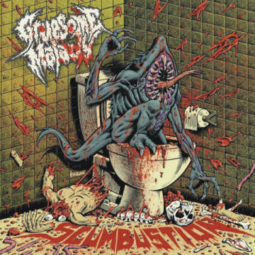 Gruesome Malady - Scumbustion CD
