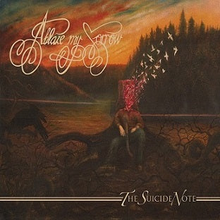 Ablaze My Sorrow - The Suicide Note EP CD