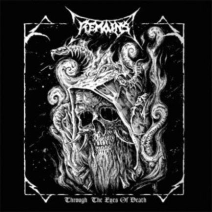 Remains - Through the Eyes of Death CD