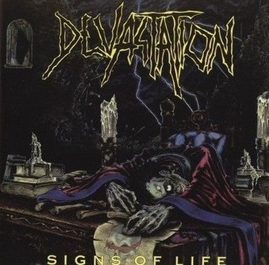 Devastation - Signs of Life CD