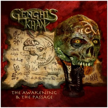 Genghis Khan - The Awakening & The Passage CD