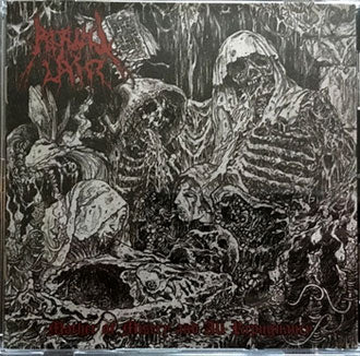 Ritual Lair - Mother of Misery and All Repugnance (Diabolo Intervale) EP CD