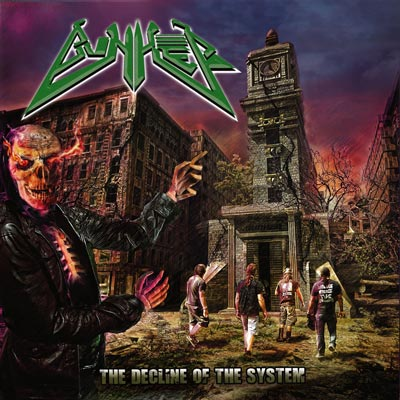Bunker - The Decline of the System CD