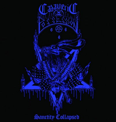 Cadaveric Possession - Sanctity Collapsed DEMO CD