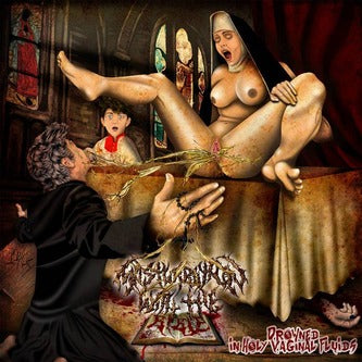 Masturbation with the Bible - Drowned in Holy Vaginal Fluids CD