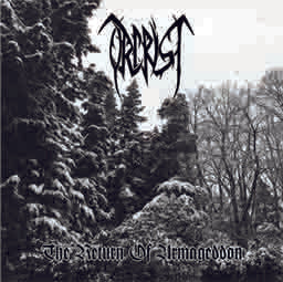 Orcrist - The Return of Armageddon CD