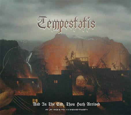 Tempestatis - And in the End, Thou Hath Arrived DIGI CD