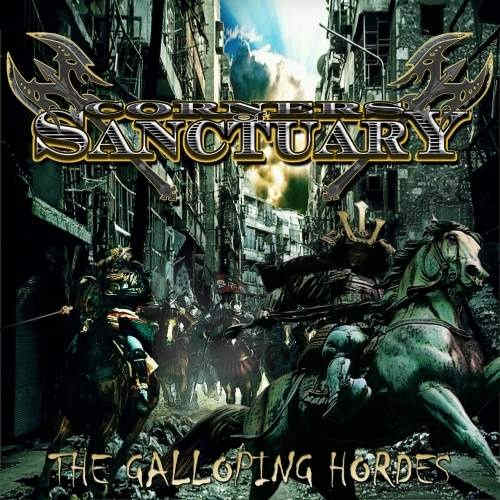 Corners of Sanctuary - The Galloping Hordes CD