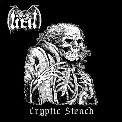 Lich - Cryptic Stench CD