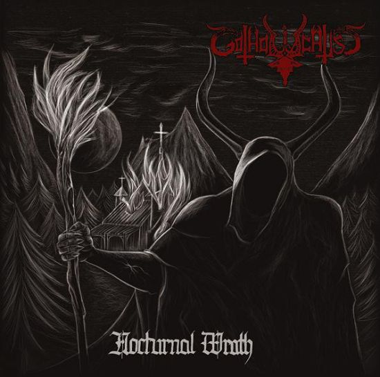 Gotholocaust - Nocturnal Wrath CD