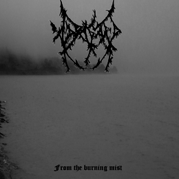 Adragard - From the Burning Mist CD