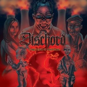 Dischord - Corruption of Innocence CD