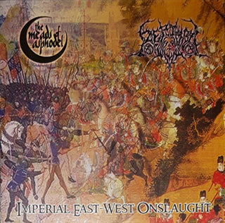 The Meads of Asphodel/Rerthro - Imperial East-West Onslaught split CD