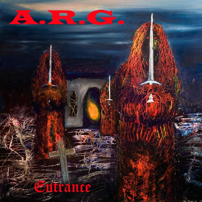A.R.G. - Entrance RED LP