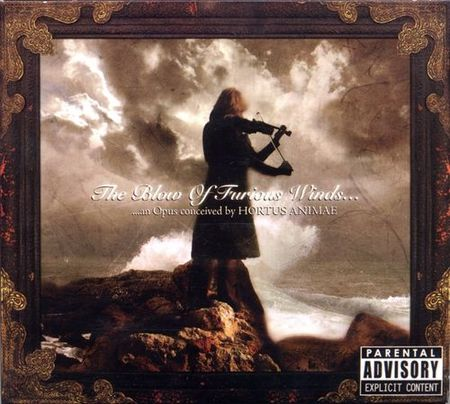 Hortus Animae - The Blow of Furious Winds... CD/DVD