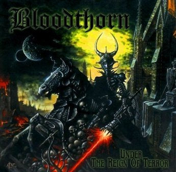 Bloodthorn - Under the Reign of Terror CD