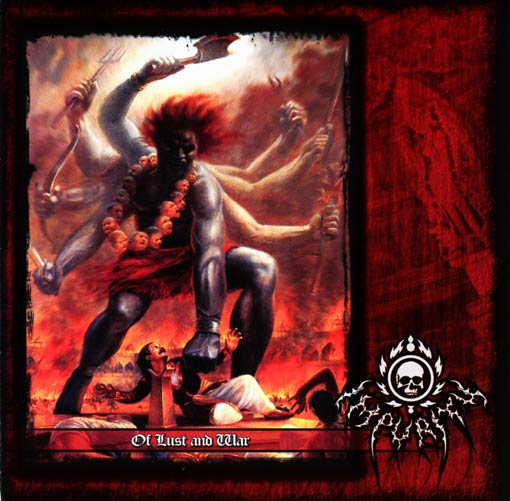 Impurity - Of Lust and War CD
