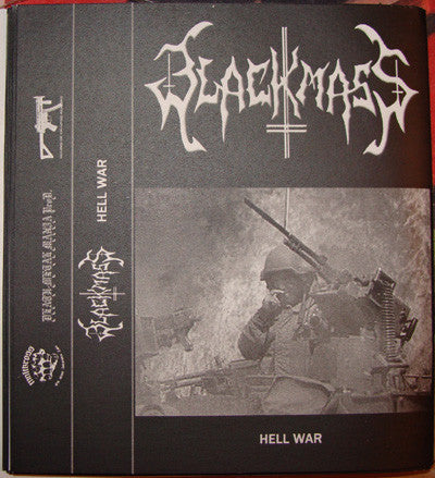 Black Mass[USA] --Hell War Cassette