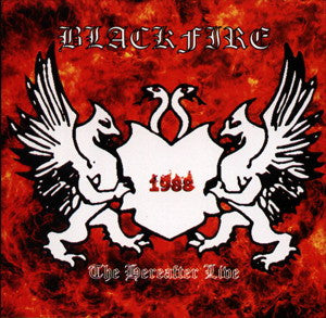 Blackfire - The Hereafter Live 1988 CD