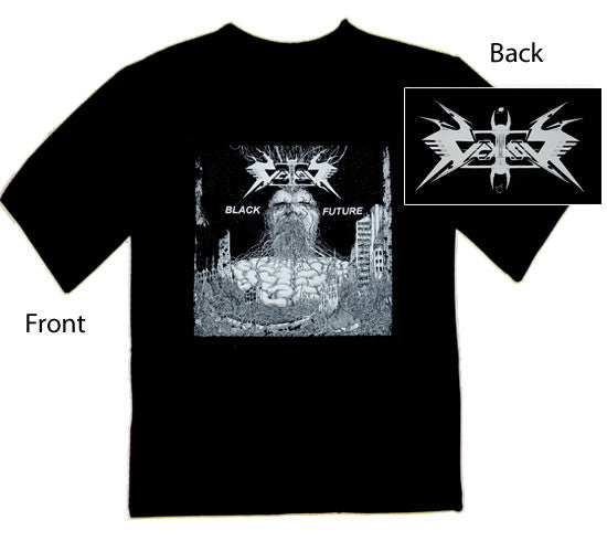 Vektor - Black Future T-Shirt