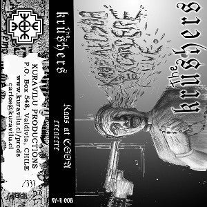 Krushers , The - Kaos At CSOA Excarcere Live Cassette