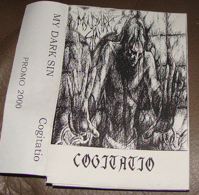 My Dark Sin - Cogitatio Cassette