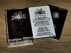 Lord Impaler - Babylon Whore Cassette