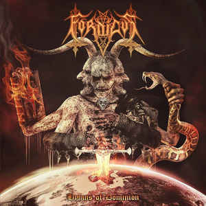 Fornicus - Hymns of Dominion DIGI CD