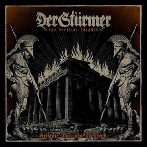 Hellenic Warriors Of Death - The Official Tribute To Der Stürmer CD