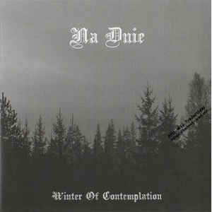 Na Dnie - Winter of Contemplation CD