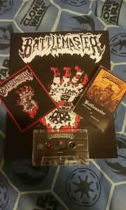 Battlemaster - Battlehungry and Swordsworn Cassette