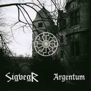 Argentum[ARGENTINA] & Sigvegr - Black Sun Is Rising split CD