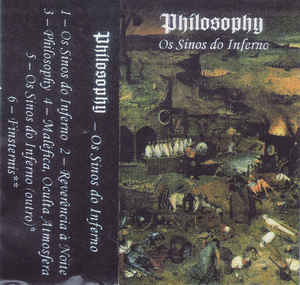 Philosophy - Os Sinos Do Inferno Cassette
