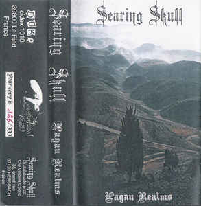 Searing Skull - Pagan Realms Cassette