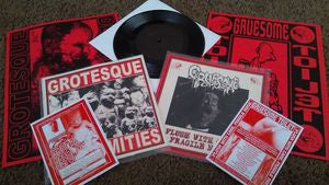 Grotesque Deformities/Gruesome Toilet - Flush With... split 7