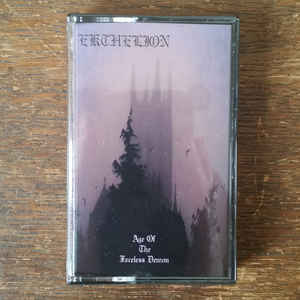 Ekthelion - Age Of The Faceless Demon Cassette