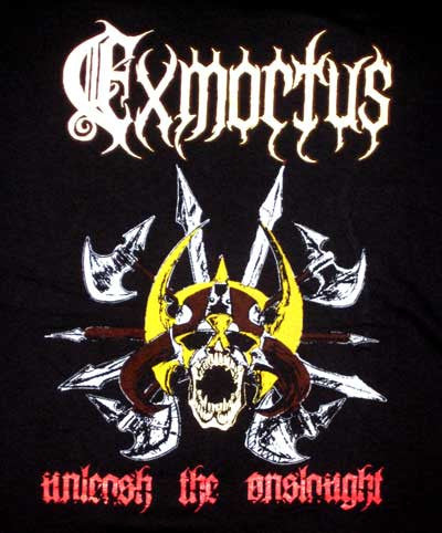 Exmortus - Unleash The Onslaught T-Shirt