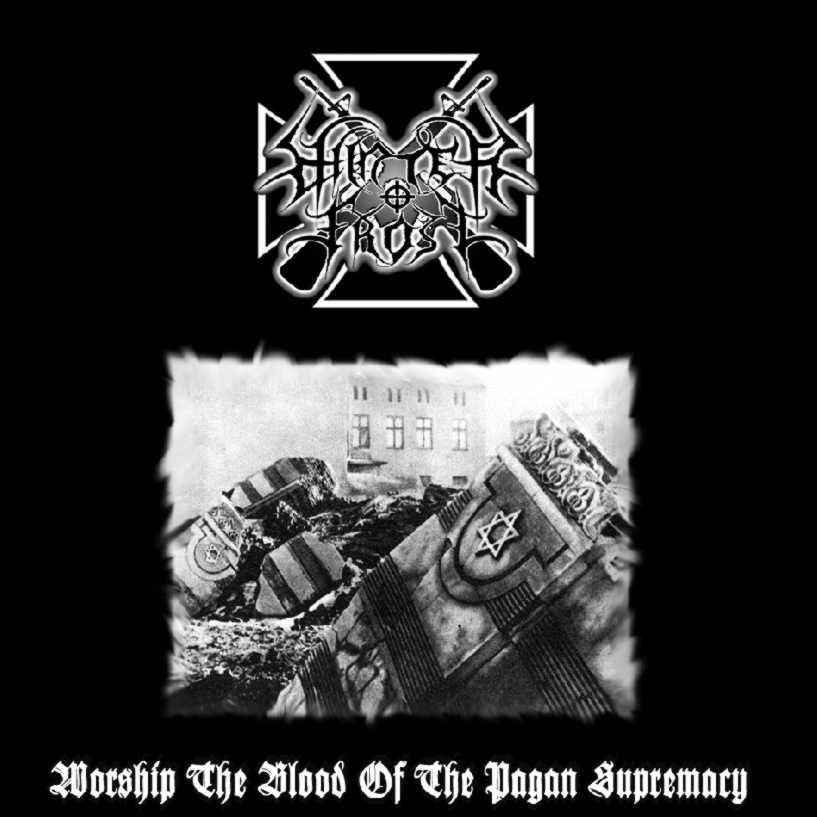 Winterfrost - Worship The Blood Of The Pagan Supremacy Cassette