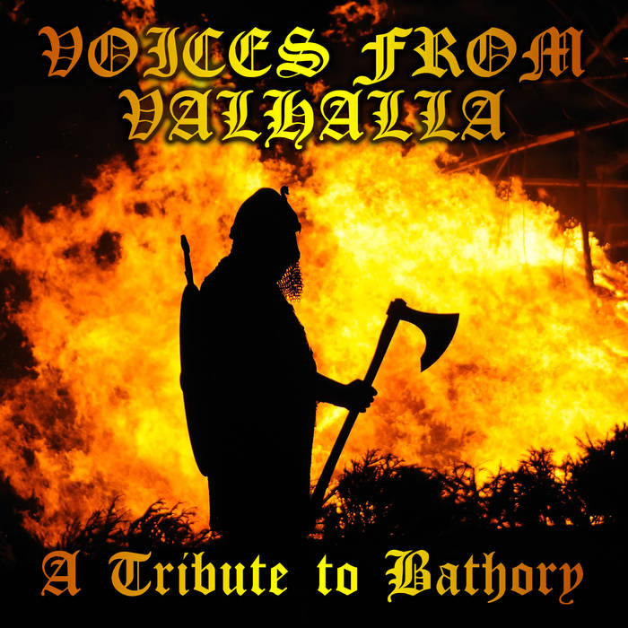 "Voices From Valhalla - A Tribute To Bathory"" DCD"