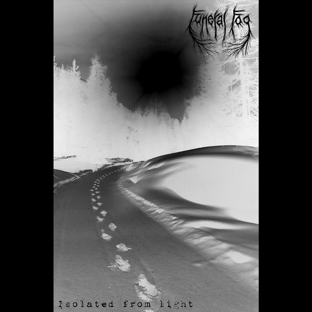 Funeral Fog[ITALY] - Isolated from Light Cassette