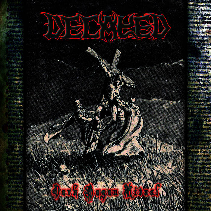 Decayed - Dark Pagan Ritual CD