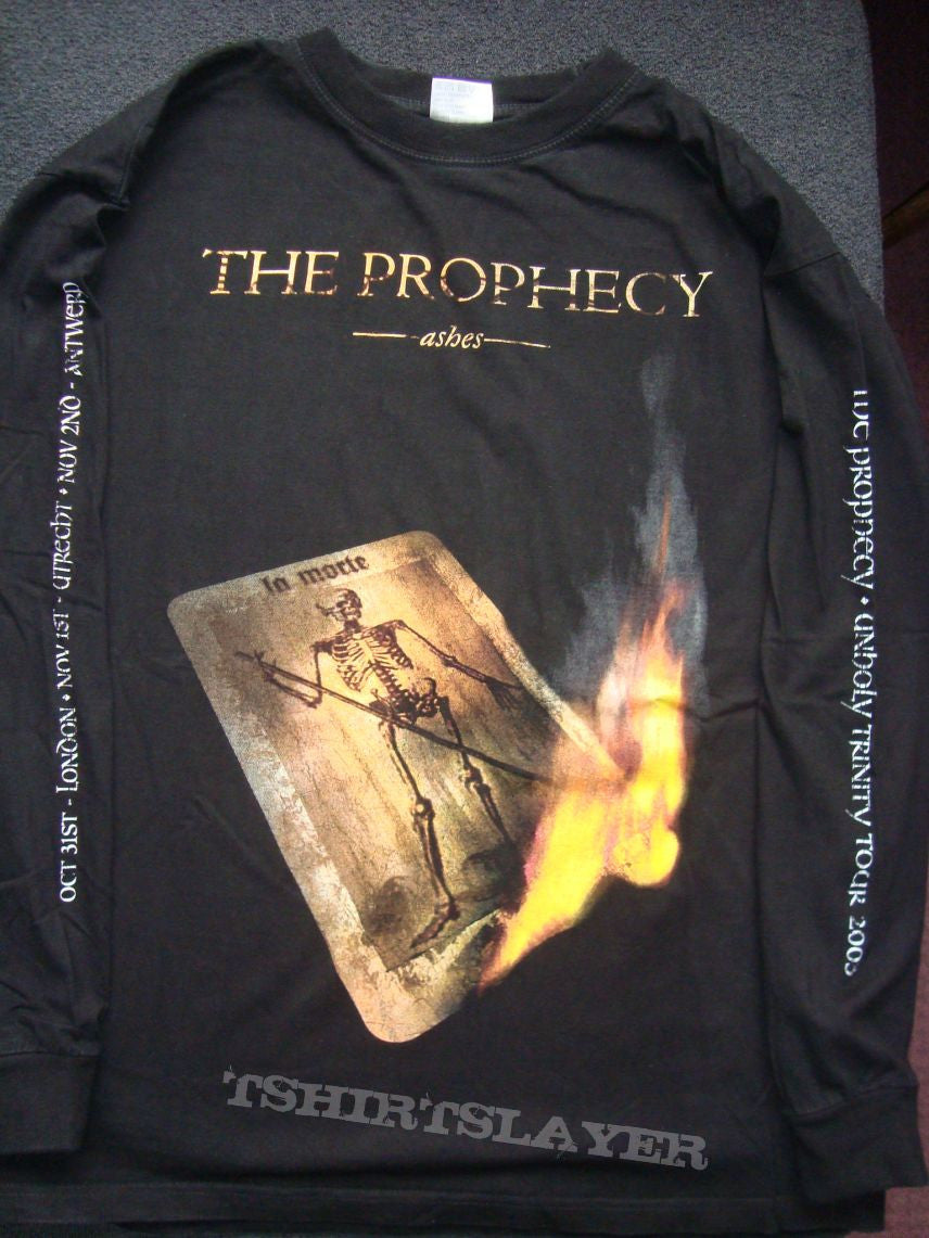 The Prophecy - Ashes T-Shirt