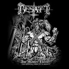 Ave Master Lucifer - The Official Tribute to Besatt DOUBLE CD