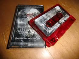 Magister Dixit - Their Blood, Their Sweat, Their Tears Cassette