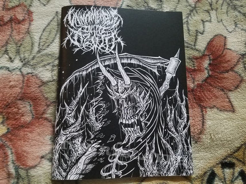 Unnameable Into Azoth Zine - #1
