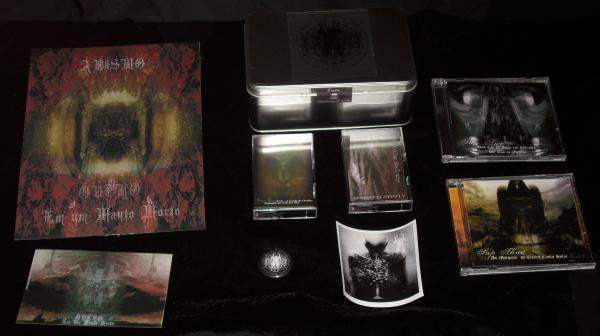 Abismo - Outro - Boxed Set 2 CDR + 2 Tapes + extras