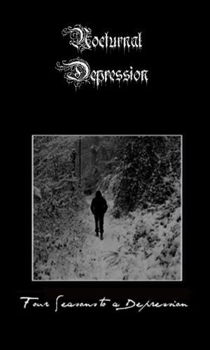 Nocturnal Depression - Four Seasons to a Depression Cassette